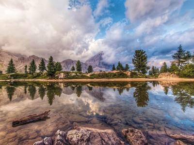 12-dolomites-lago-di-limedes