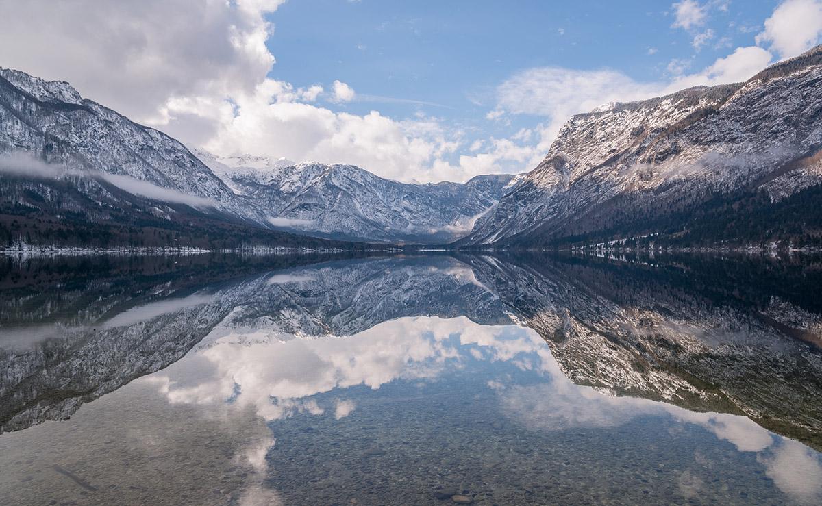bohinj-lake-reflection