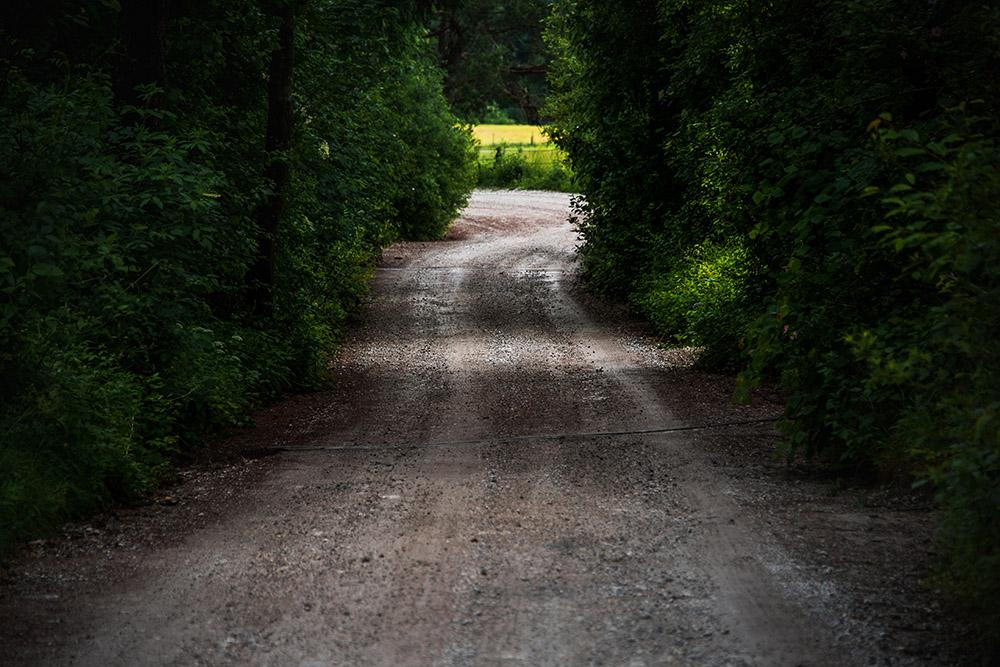 Cesta proti Završnici