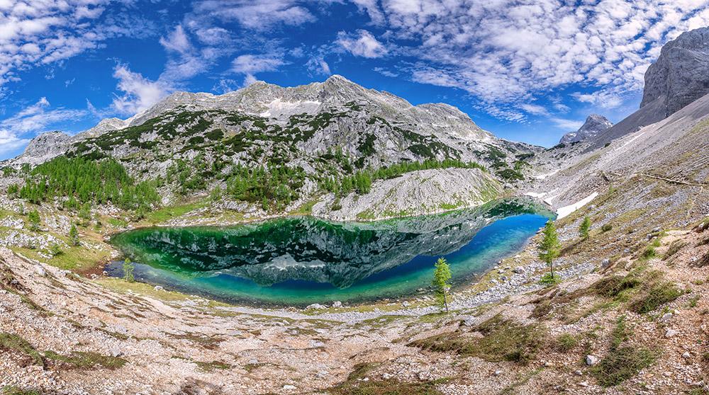 Jezero v Ledvicah