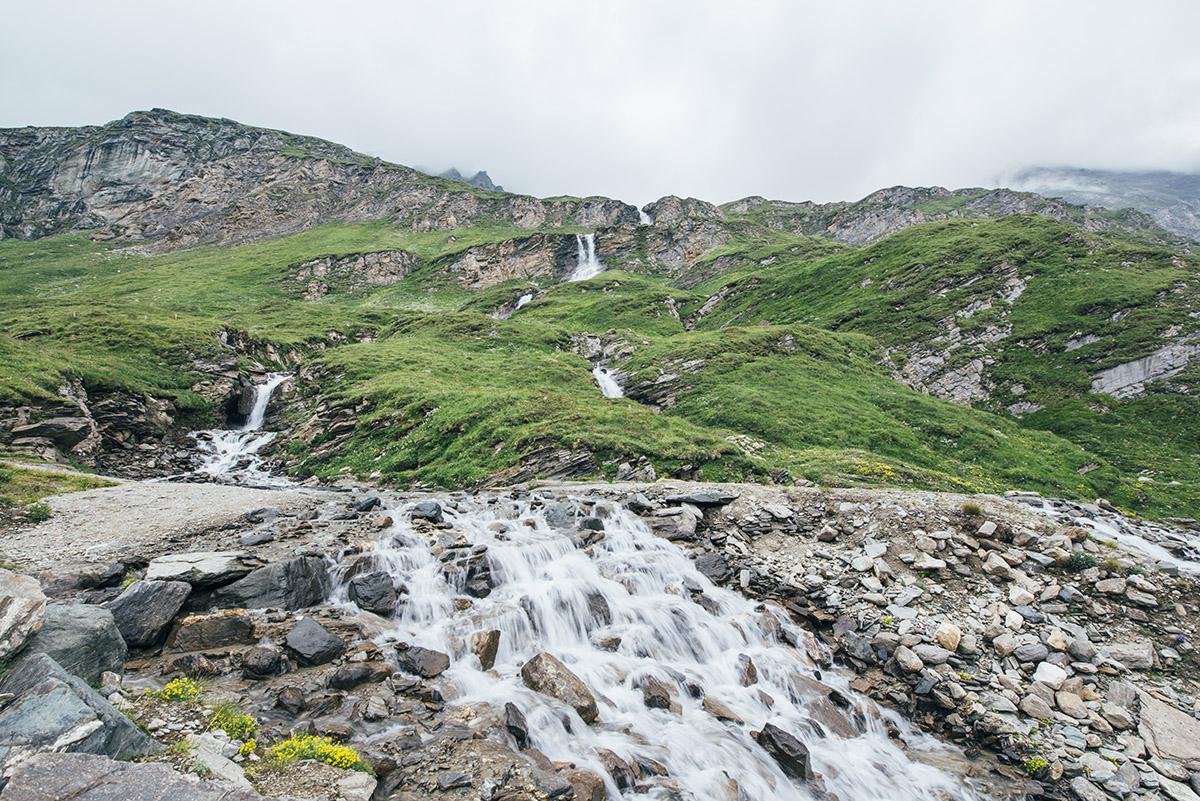06-grossglockner-glacier-nassfeld-waterfall